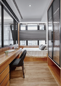 全方位的設計服務_住宅室內設計